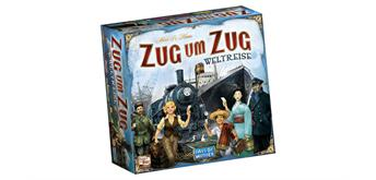 Days of Wonder - Zug um Zug - Weltreise