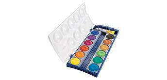 Deckfarbkasten 735 K12 - 12 Farben, 1 Tube deckweiss