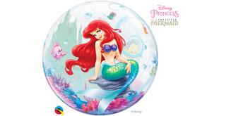 Deco Bubble Ø 56 cm ARIELLE Princess Little Mermaid ohne Füllung