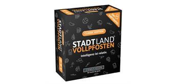Denkriesen - Stadt Land Vollpfosten: Das Kartenspiel - Classic Edition