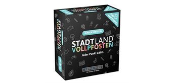 Denkriesen - Stadt Land Vollpfosten: Das Kartenspiel - Junior Edition