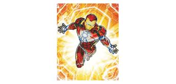 Diamond Dotz Avengers Iron Man 42 x 53 cm