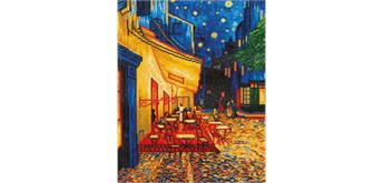 Diamond Dotz Café at Night Van Gogh 42 x 52 cm