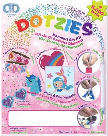 Diamond Dotz Diamond Art Kits