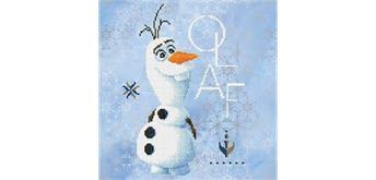 Diamond Dotz Disney Frozen II Olaf 40 x 40 cm