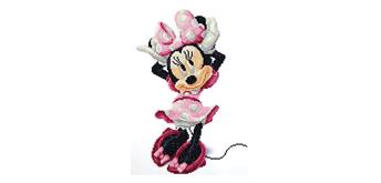 Diamond Dotz Disney - Minnie's bow 31 x 43 cm