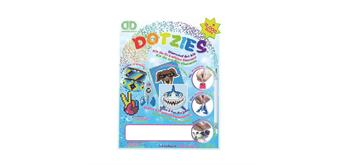 Diamond Dotz Dotzies Diamond Art Kit blau