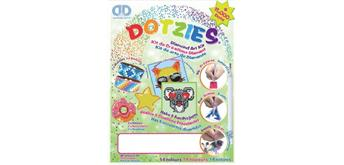 Diamond Dotz Dotzies Diamond Art Kit grün