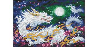Diamond Dotz Dragon Flame 91 x 60 cm