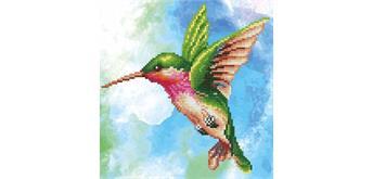 Diamond Dotz Kolibri 28 x 29 cm