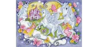 Diamond Dotz Princess Magic 66 x 47 cm