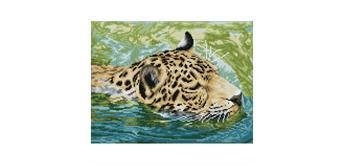 Diamond Dotz SQUARES Jungle Prince 31 x 41 cm