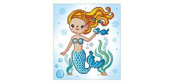 Diamond Dotz Süsse Meerjungfrau