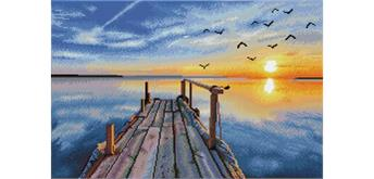 Diamond Dotz Sunset Jetty 71 x 47 cm