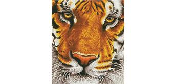 Diamond Dotz Tiger ca. 31 x 43 cm