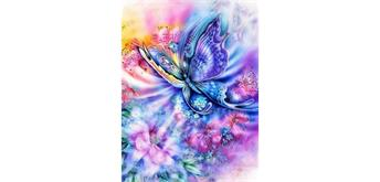Diamond Painting Set FZ242 Butterfly Square Stones 50 x 40 cm
