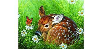 Diamond Painting Set GD74987 Dear 40 x 30 cm