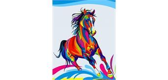 Diamond Painting Set S131 Horse 50 x 40 cm