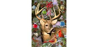 Diamond Painting Set SD052 Christmas 50 x 40 cm