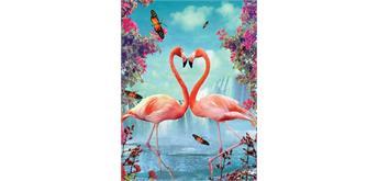 Diamond Painting Set X302 Flamingos 40 x 30 cm