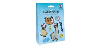 Diamond Painting Sticker Animal Friends