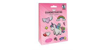 Diamond Painting Sticker Unicorn