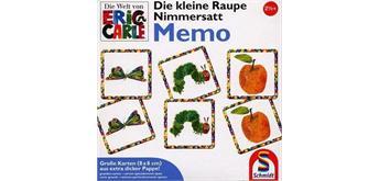 Die kleine Raupe Nimmersatt - Memo (D/F/I)