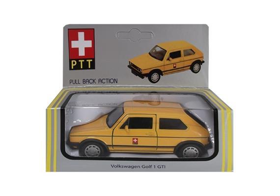 Die Post VW Golf 1