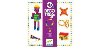 Djeco 00135 - Deco Tress 450 Teile (inkl. Anleitung)