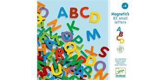 Djeco 03101 Magnete 83 Buchstaben gross