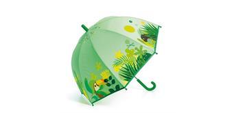 Djeco 04702 Regenschirm Dschungel 70 x 68 cm