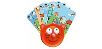DJECO 05997 Kartenhalter Katze