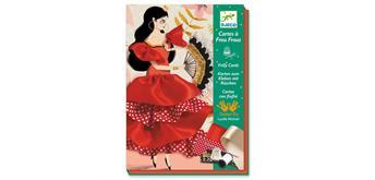 Djeco 08674 Nähen Flamenco