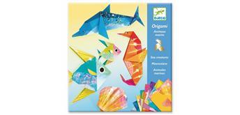 Djeco 08755 - Origami Meerestiere