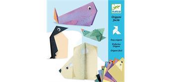 Djeco 08777 Origami Polartiere