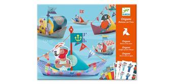 Djeco 08779 - Origami Schiffe