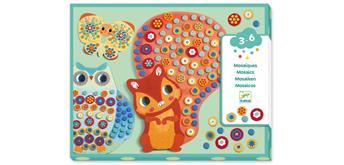 Djeco 08897 - Mosaik Milfiori