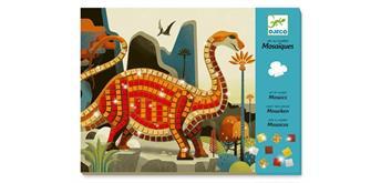 Djeco 08899 Mosaik Dinosaurier