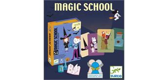Djeco - Kartenspiell Magic school