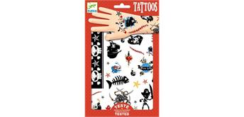 Djeco Tattoos Piraten
