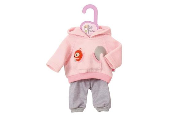 Dolly Moda Sport Outfit pink 30-36 cm