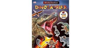 Dorling - Sticker-Lexikon. Dinosaurier