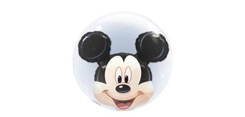 Double Bubble Ø 56 cm, Micky Maus, ohne Füllung