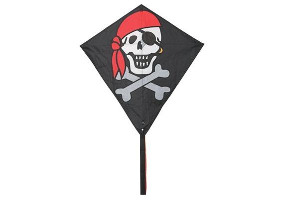 Drachen Eddy Jolly Roger - 5+