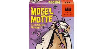 Drei Magier Mogel Motte, 7+, 3-5Spieler