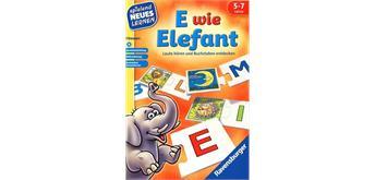 E wie Elefant, d, 5-7 Jahre