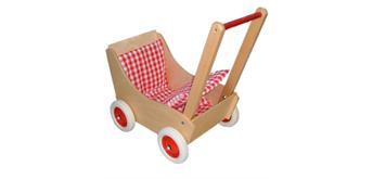 Ebert Puppenwagen mit Garnitur