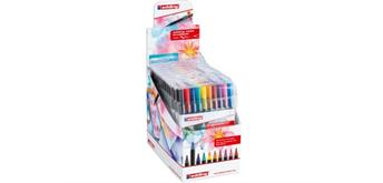 Edding Watercolor Fasermaler- Set, 10er