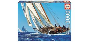 Educa 18490 - Yacht 1000 Teile