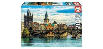 Educa 18504 - View of Prague 2000 Teile